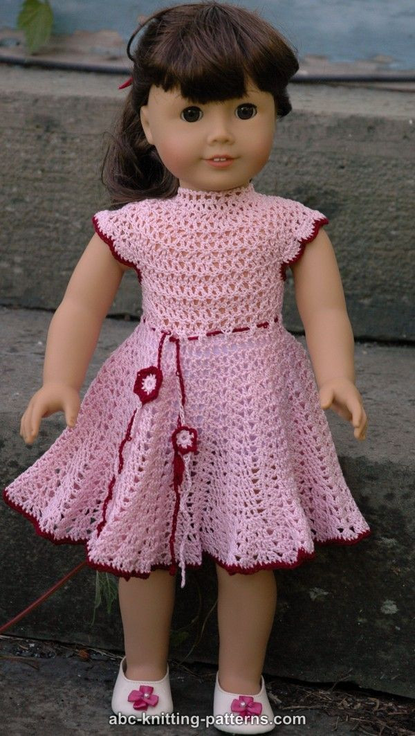 Unique Abc Knitting Patterns American Girl Doll Apple Blossom American Girl Doll Dress Patterns Of Incredible 48 Models American Girl Doll Dress Patterns
