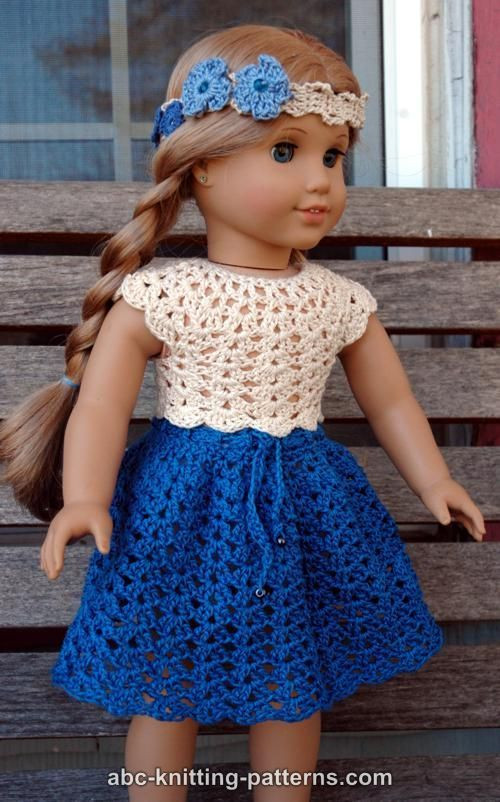 Unique Abc Knitting Patterns American Girl Doll Seashell Summer Free Crochet Patterns for American Girl Dolls Clothes Of Adorable 50 Pictures Free Crochet Patterns for American Girl Dolls Clothes
