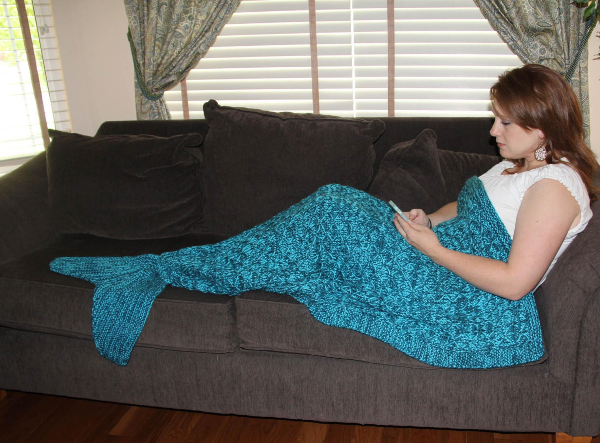 Unique Adult Mermaid Tail Blanket Knitting Pattern Pdf 415a Mermaid Blanket Knitting Pattern Of Unique 42 Models Mermaid Blanket Knitting Pattern