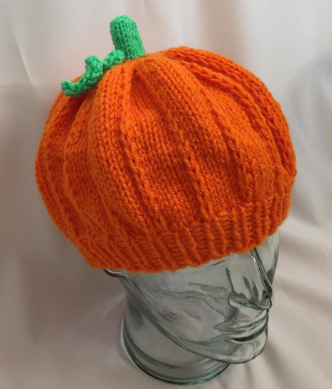 Unique Adult Pumpkin Hat by Frugal Knitting Haus Craftsy Knitted Pumpkin Hat Of Marvelous 40 Ideas Knitted Pumpkin Hat