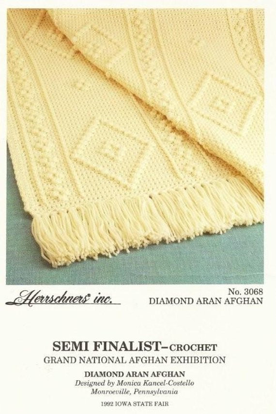 Unique Afghan Pattern Crochet Diamond Aran Afghan Aran Crochet Afghan Pattern Of Gorgeous 41 Pics Aran Crochet Afghan Pattern