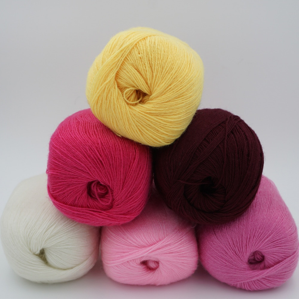 Unique Aliexpress Buy 6 Pieces 50g Yarn for Hand Knitting Hand Knitting Wool Of Great 44 Photos Hand Knitting Wool