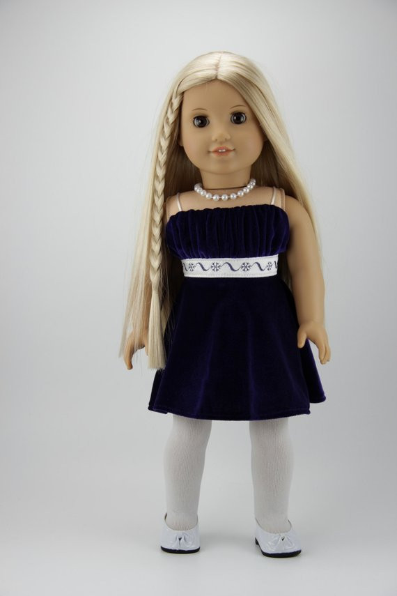Unique American Girl Doll Clothes Royal Blue Holiday Party Dress American Girl Doll Christmas Outfits Of Wonderful 40 Ideas American Girl Doll Christmas Outfits