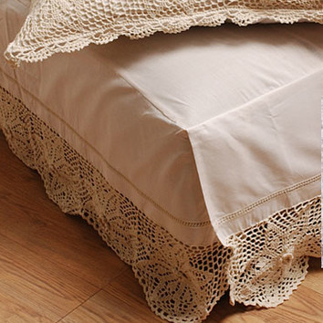 Unique American Mills Crochet Bed Skirt & Reviews Crochet Bed Skirts Of Gorgeous 41 Pics Crochet Bed Skirts