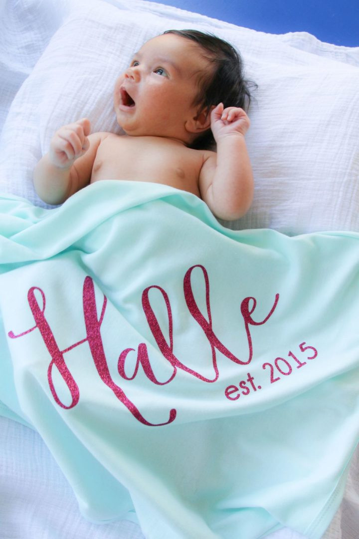 Unique Baby Blankets Fresh Personalized Baby Blanket Only $19 99 Retail $45 Deal Of Innovative 40 Ideas Unique Baby Blankets