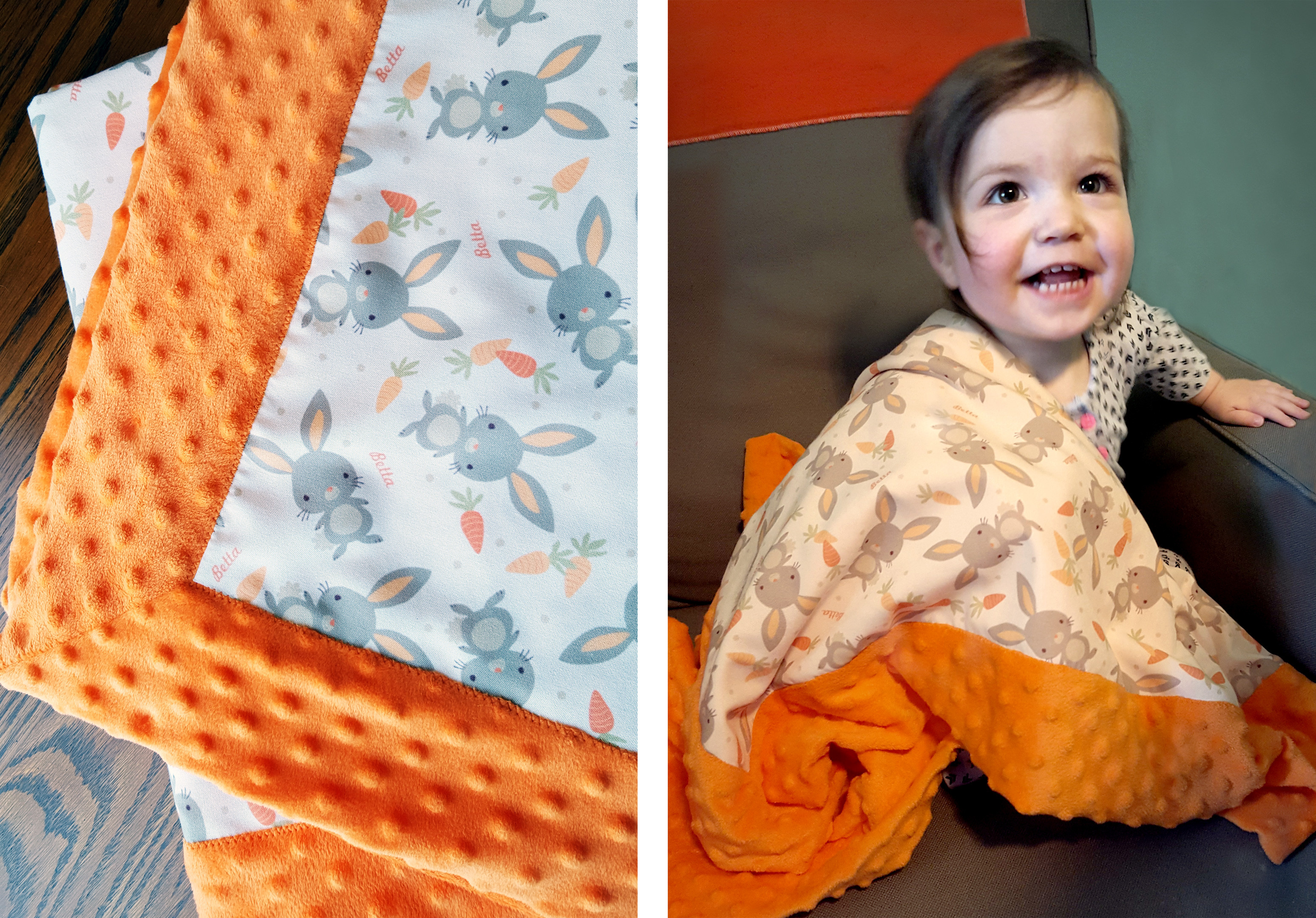 Unique Baby Blankets Lovely Personalized Self Binding Baby Blanket Of Innovative 40 Ideas Unique Baby Blankets
