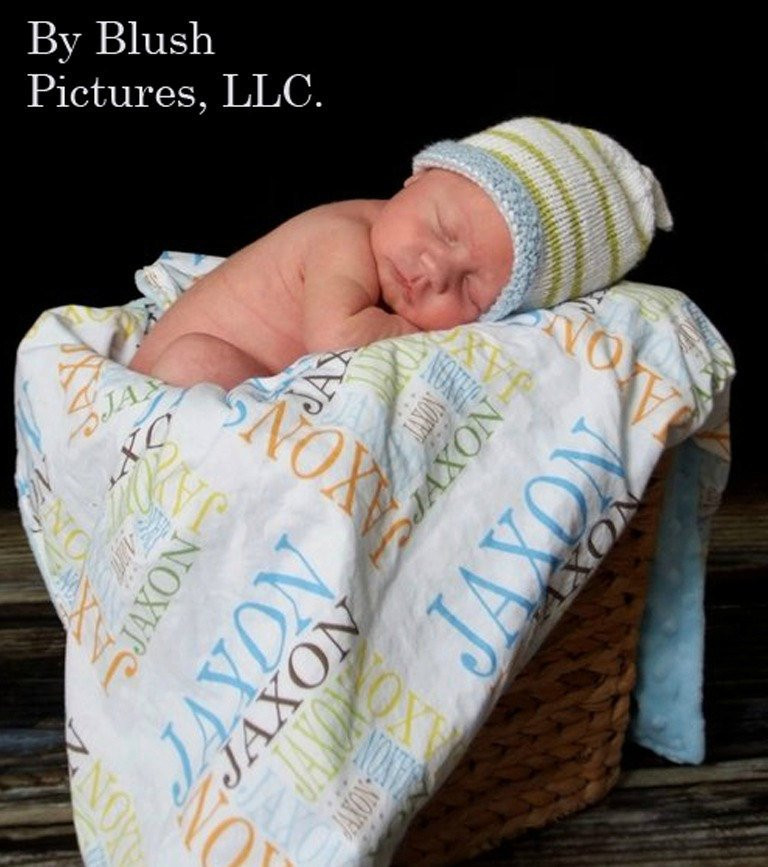 Unique Baby Blankets New Personalized Baby Blanket Name Game Minky by Petunias soft Of Innovative 40 Ideas Unique Baby Blankets