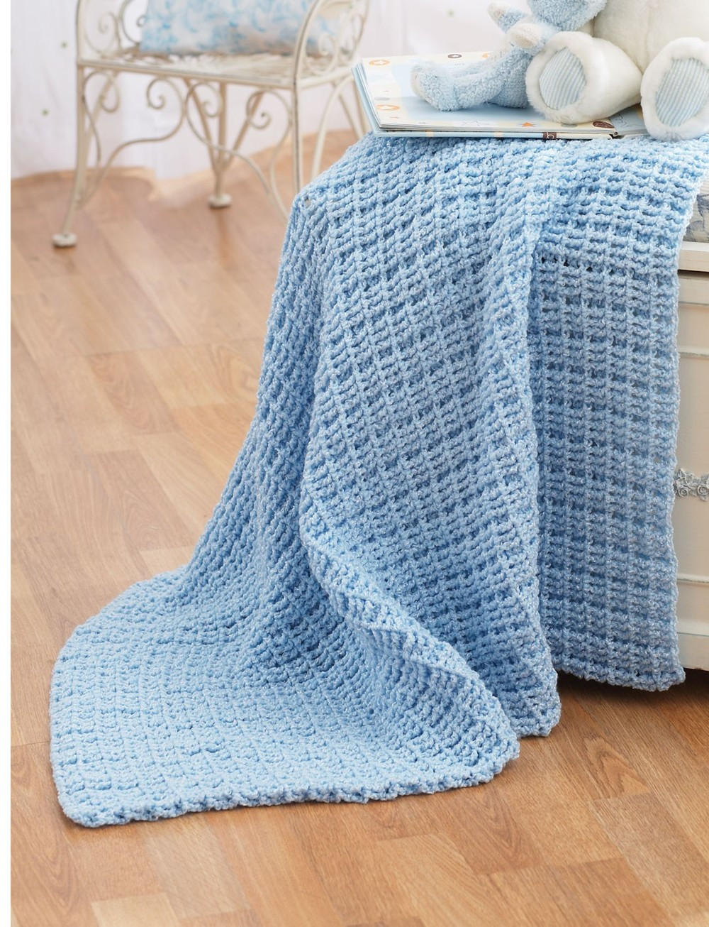 Unique Baby Blue Waffle Ghan Best Yarn for Baby Blanket Of Brilliant 49 Images Best Yarn for Baby Blanket