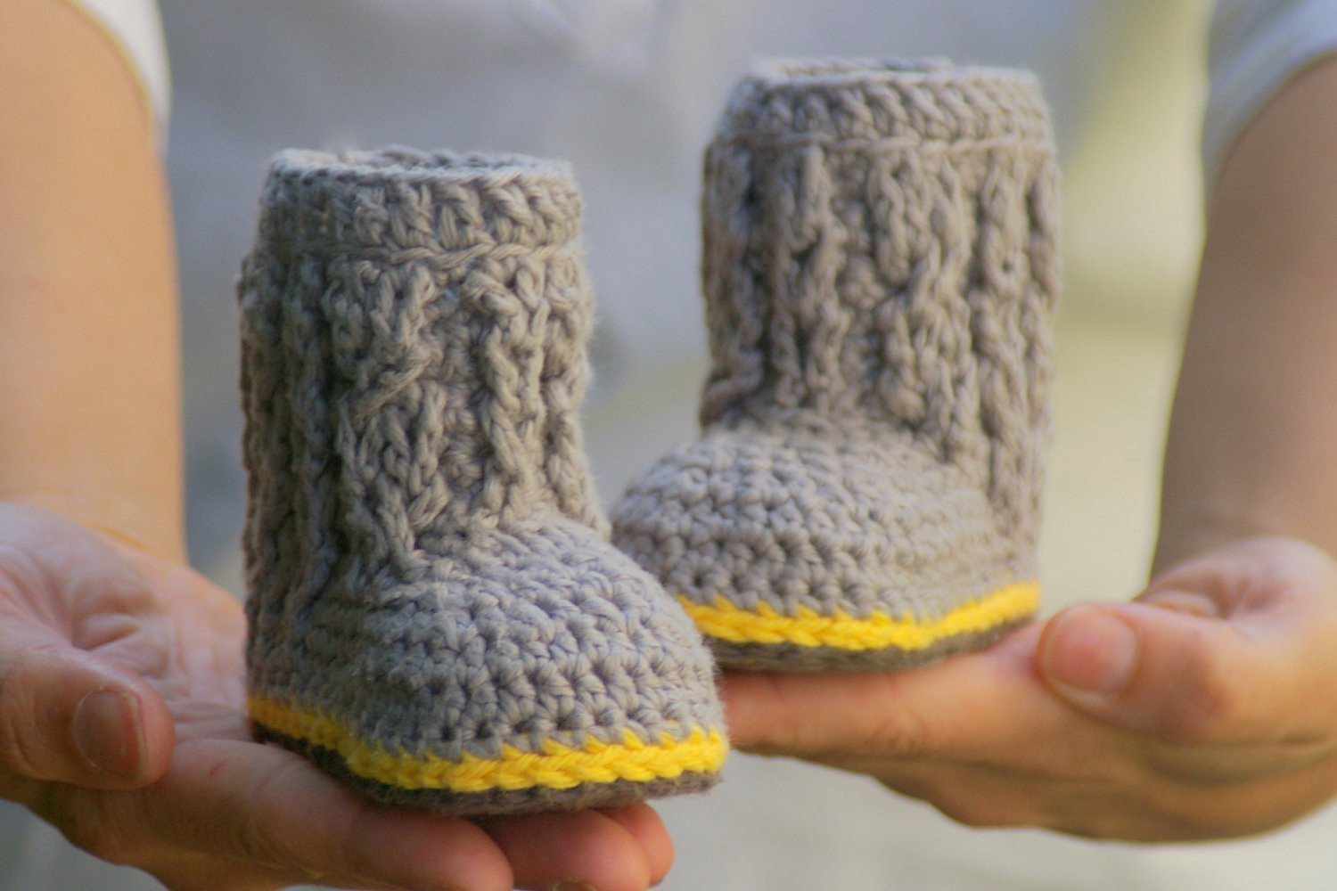Unique Baby Booties Crochet Pattern for Cable Boots Pattern Number Crochet Booties Pattern Of Unique 49 Ideas Crochet Booties Pattern