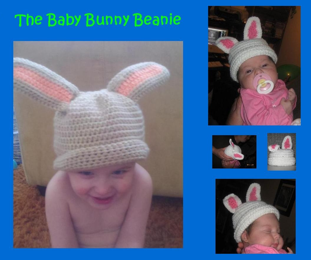 Unique Baby Bunny Beanie Baby Bunny Hat Of Brilliant 47 Pictures Baby Bunny Hat