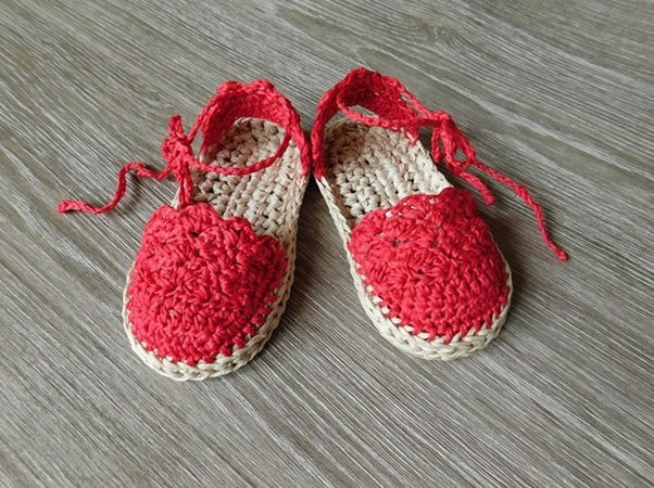 Unique Baby Espadrille Baby Sandals Baby Booties Crochet Pattern Crochet Espadrille Of Lovely 49 Images Crochet Espadrille