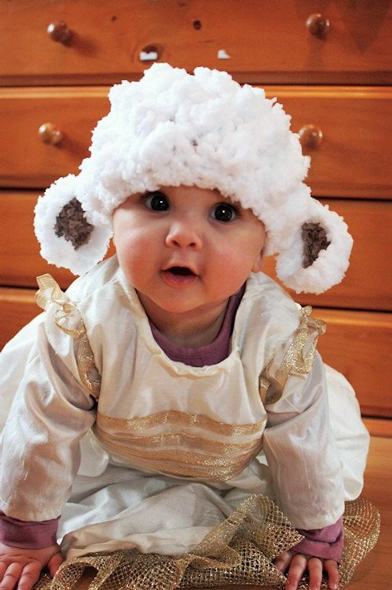 Unique Baby Hat Preemie Newborn Lamb Sheep Farm Animal Beanie Baby Baby Animal Hats Of Attractive 49 Images Baby Animal Hats