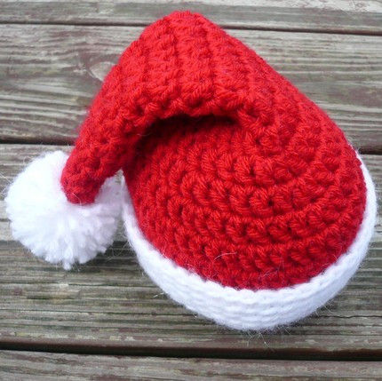 Unique Baby Santa Hats – Tag Hats Santa Hat Pattern Of Unique Musings Of A Knit A Holic From Wales Knitting Pattern Santa Hat Pattern
