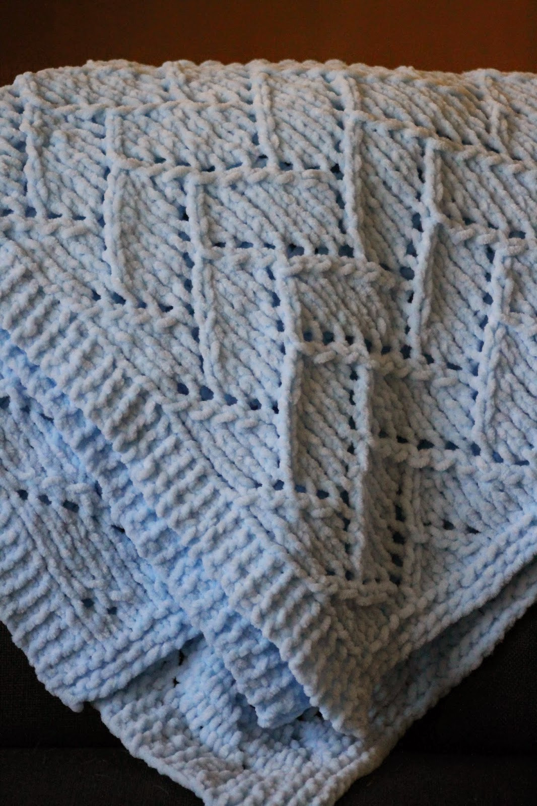 Unique Balls to the Walls Knits Bricklayer S Lace Baby Blanket Lace Blanket Of Great 41 Ideas Lace Blanket
