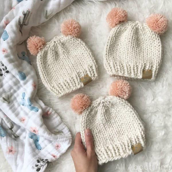 Unique Basic Knitted Baby Hat Baby Beanie Knitting Pattern Of Innovative 49 Pics Baby Beanie Knitting Pattern
