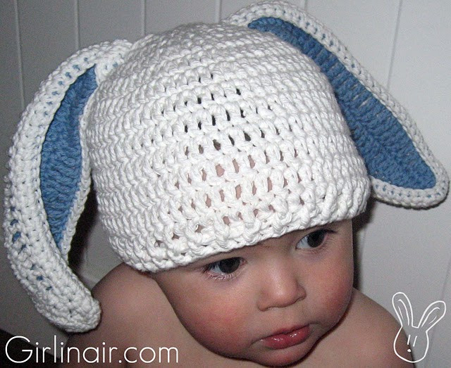 Unique Be Different Act normal Crocheted Easter Bunny Hats Crochet Bunny Hat Of Gorgeous 50 Photos Crochet Bunny Hat