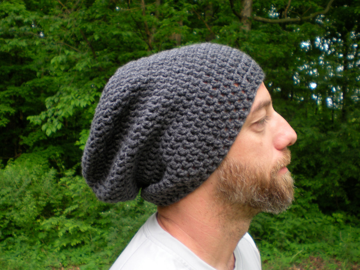 Unique Beanies for Men Free Crochet Slouchy Hat Patterns Of Amazing 50 Pictures Free Crochet Slouchy Hat Patterns