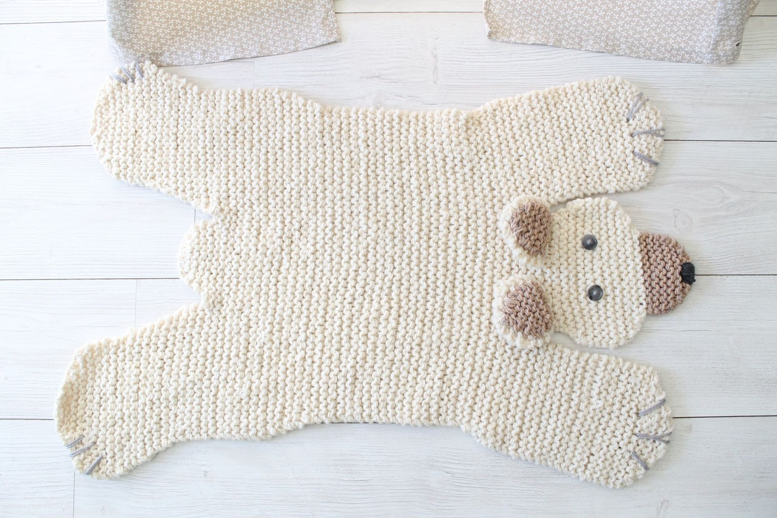 Unique Bear Rug Knitting Pattern Knitted Bear Pattern Of Brilliant 42 Photos Knitted Bear Pattern