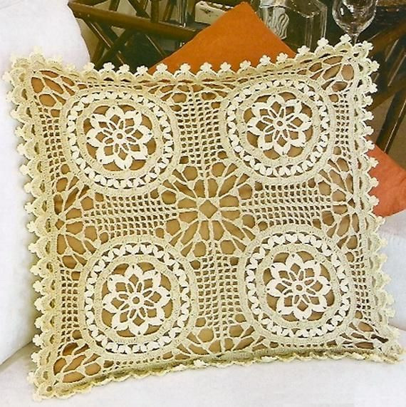 Unique Best Images About ⌘ Crochet Everything and More Crochet Pillow Covers Of Incredible 47 Pics Crochet Pillow Covers