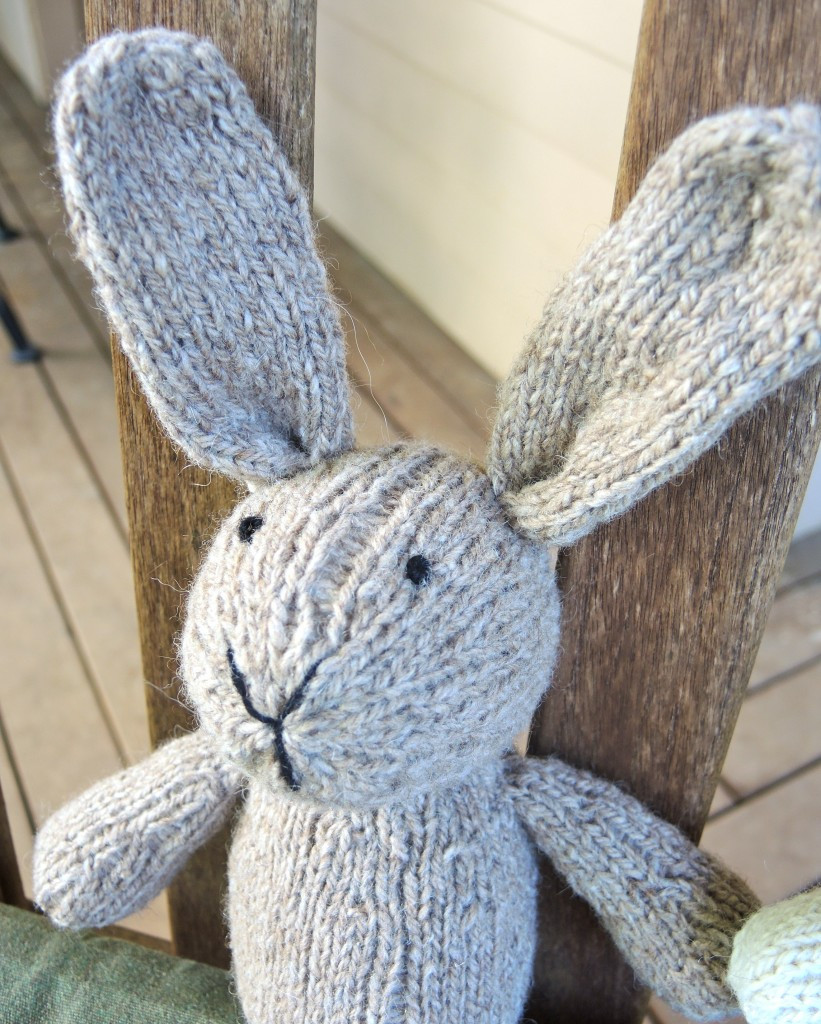 Unique Bitsy Bunnies – Blueberry Hill Crafting Knitted Animals Of Attractive 49 Pics Knitted Animals