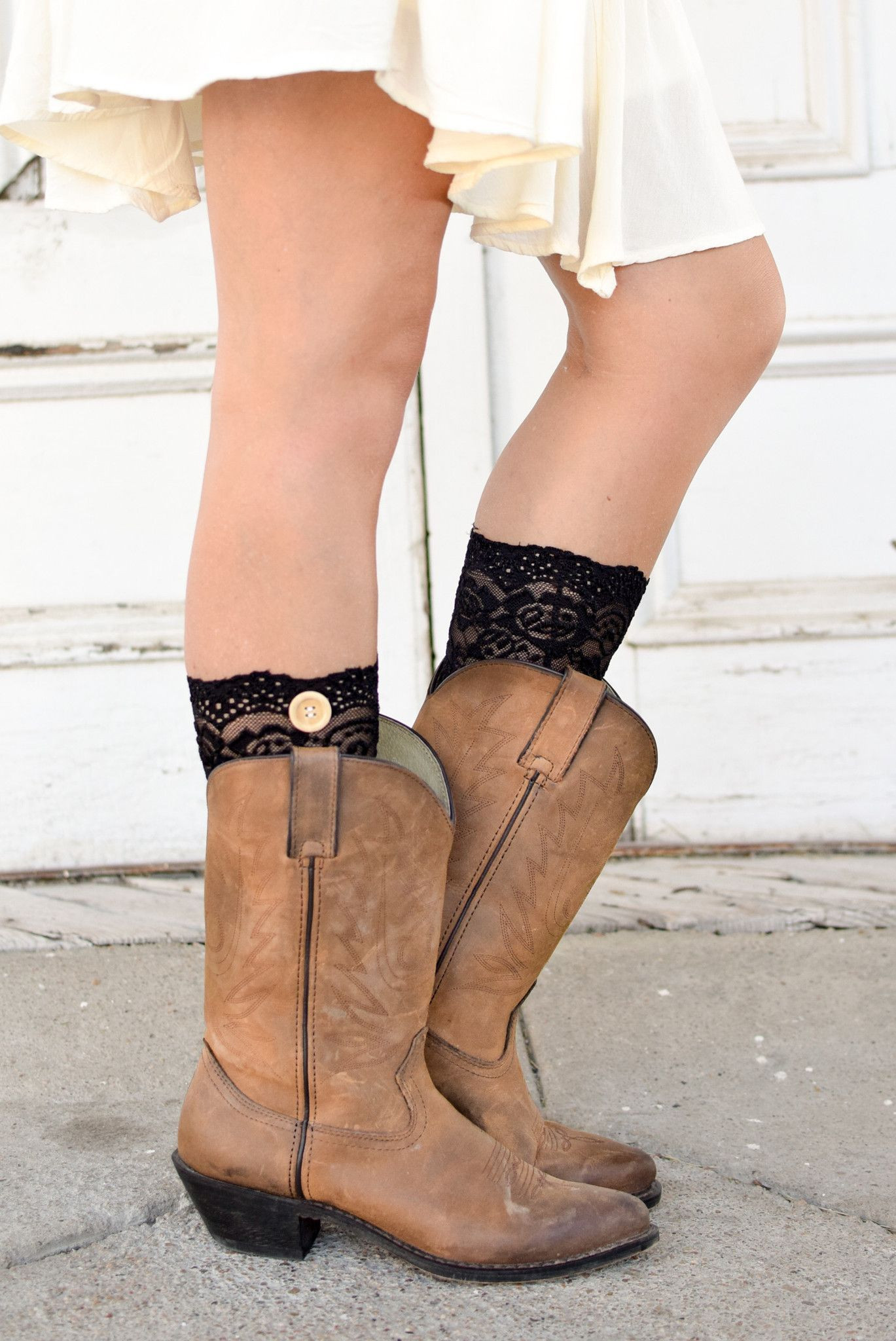 Unique Black Lace Boot Cuffs Boot toppers – Bootcuffsocks Lace Boot Cuffs Of Awesome 50 Pictures Lace Boot Cuffs