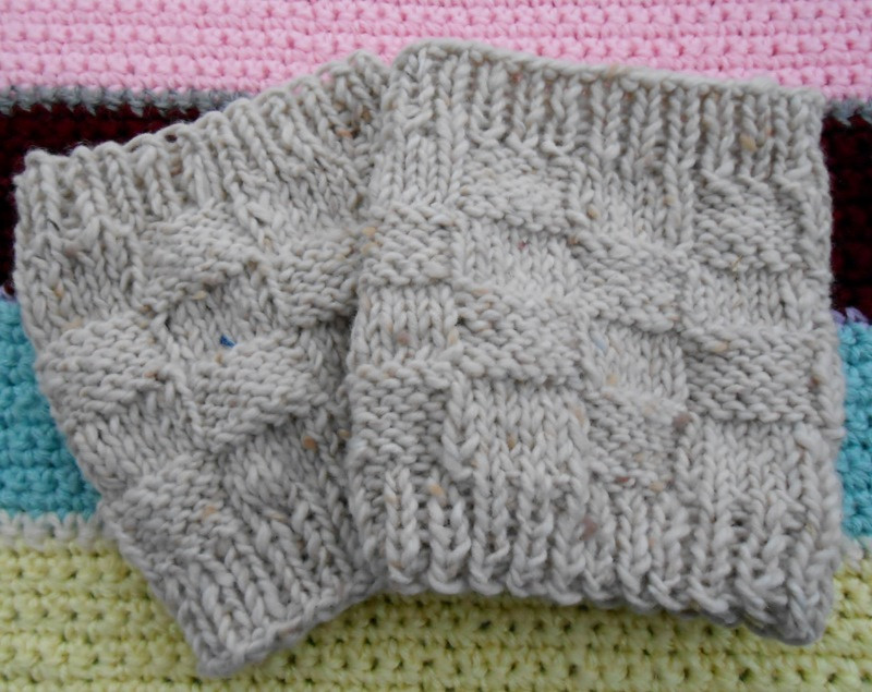 boot cuffs free patterns