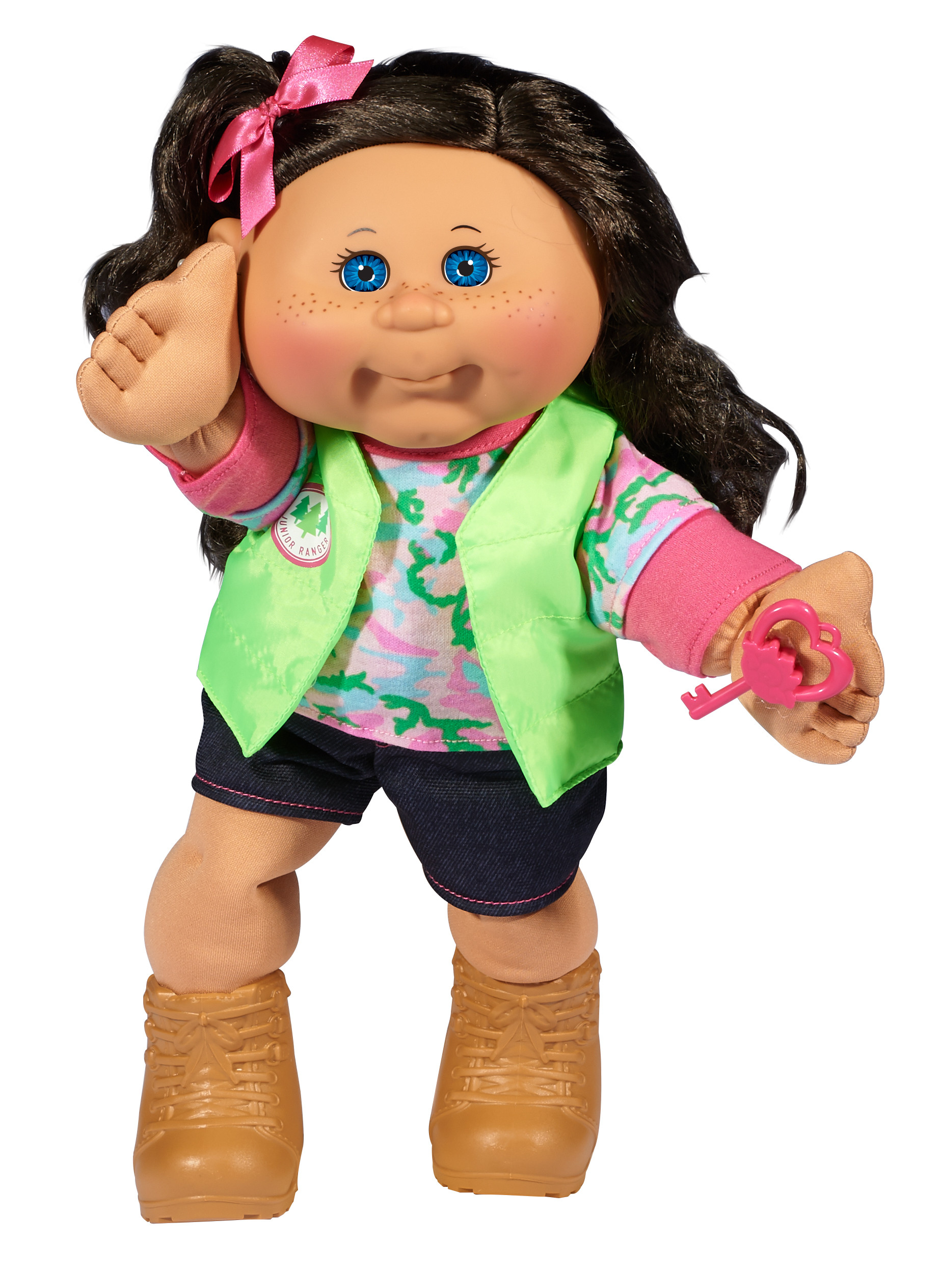 """Unique Cabbage Patch Kids 14"""" Baby Doll Brunette Baby Cabbage Patch Doll Of Great 47 Photos Baby Cabbage Patch Doll"""