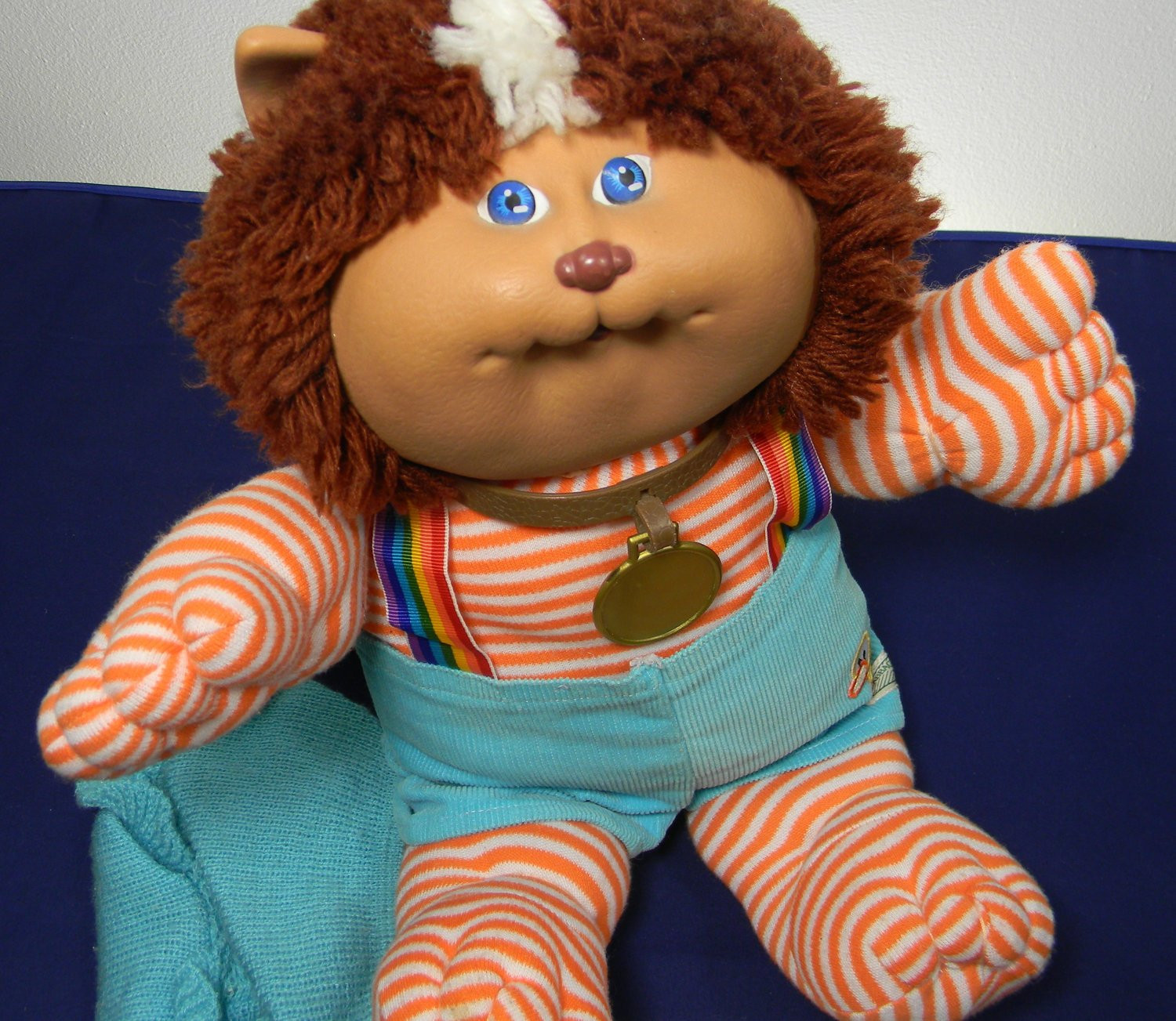 Cabbage Patch Kids Doll Koosa Gizmo 1983 Good by