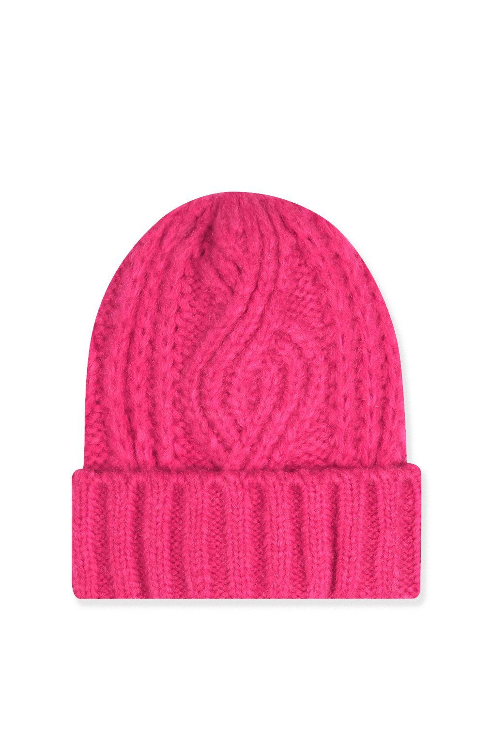 Cable Beanie Hat Topshop Europe