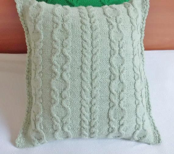 Unique Cable Knit Pillow Cover Aqua Knit Throw Pillow Decorative Cable Knit Throw Pillow Of Great 48 Ideas Cable Knit Throw Pillow
