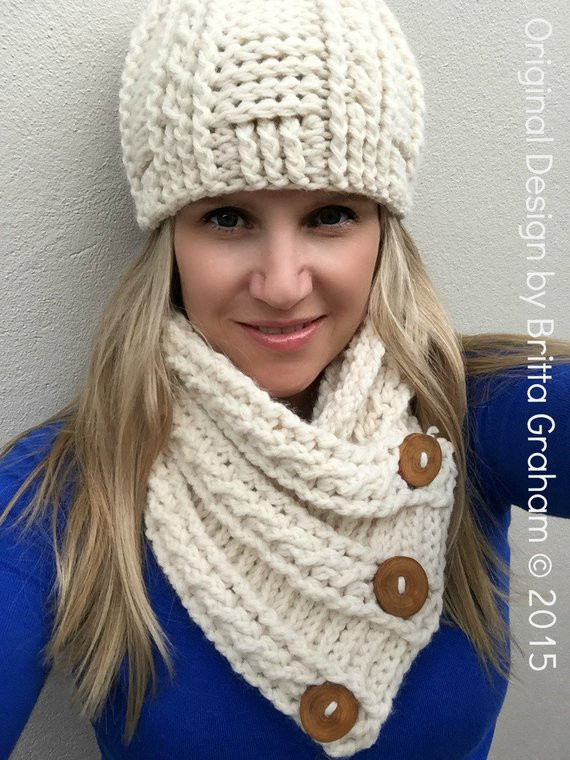 Unique Cabled Scarf Crochet Pattern for Chunky Yarn Fisherman Neck Chunky Crochet Hat Pattern Of Delightful 50 Ideas Chunky Crochet Hat Pattern