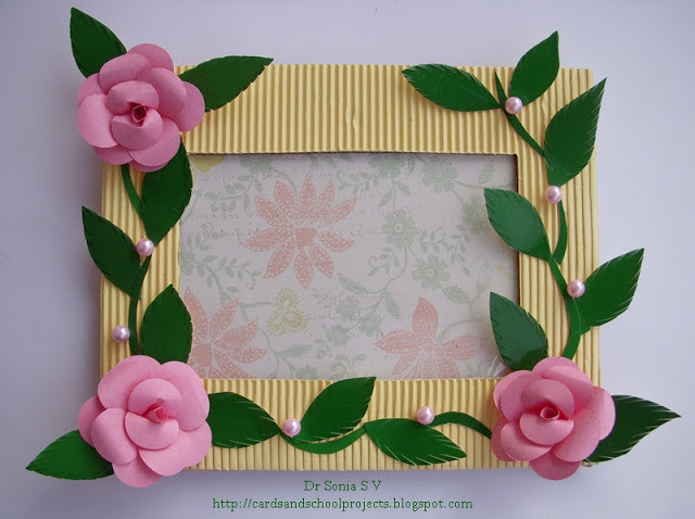 Unique Cards Crafts Kids Projects Frame Tutorial Picture Frame Crafts for Kids Of Adorable 48 Models Picture Frame Crafts for Kids