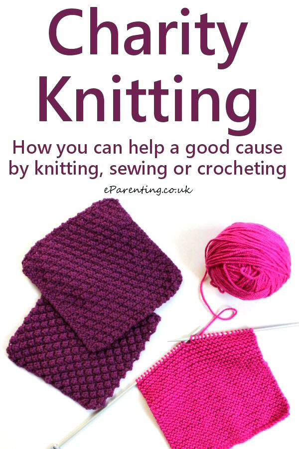 Charity Knitting 2018