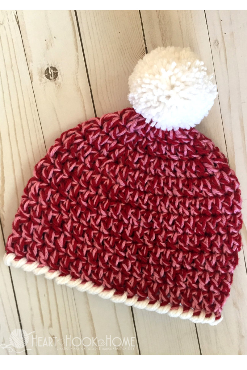 Unique Child Size Easy Peasy 30 Minute Beanie Free Crochet Pattern Simple Beanie Crochet Pattern Of Innovative 50 Ideas Simple Beanie Crochet Pattern
