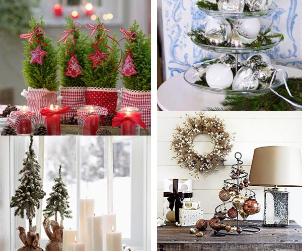 Chrismas Decor for Small Spaces