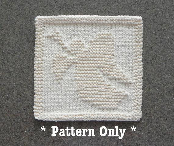 Unique Christmas Angel Knitted Dishcloth Pattern Pdf Instant Knitted Dishcloth Patterns for Christmas Of Adorable 43 Pics Knitted Dishcloth Patterns for Christmas