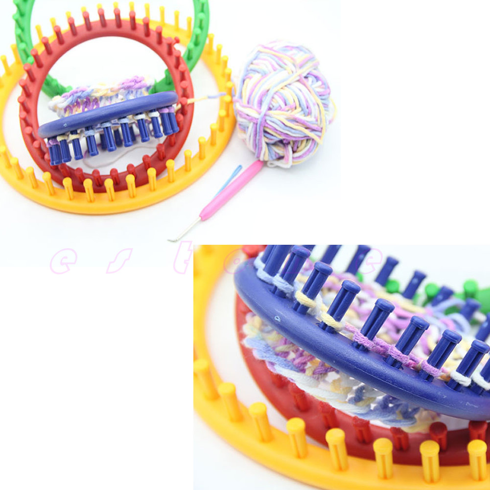 Unique Classical Quality Round Circle Hat Knitter Knifty Knitting Circle Loom Knitting Of Superb 50 Images Circle Loom Knitting