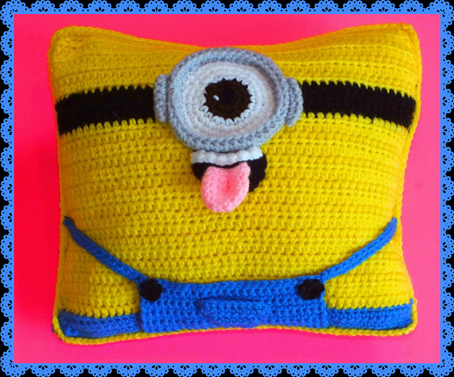 Unique Connie S Spot© Crocheting Crafting Creating Free Minion Crochet Pattern Of Lovely 46 Images Minion Crochet Pattern