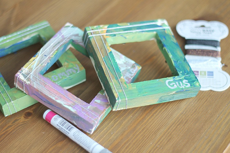 Unique Craft for Kids Painted Picture Frames Crafts Unleashed Picture Frame Crafts for Kids Of Adorable 48 Models Picture Frame Crafts for Kids