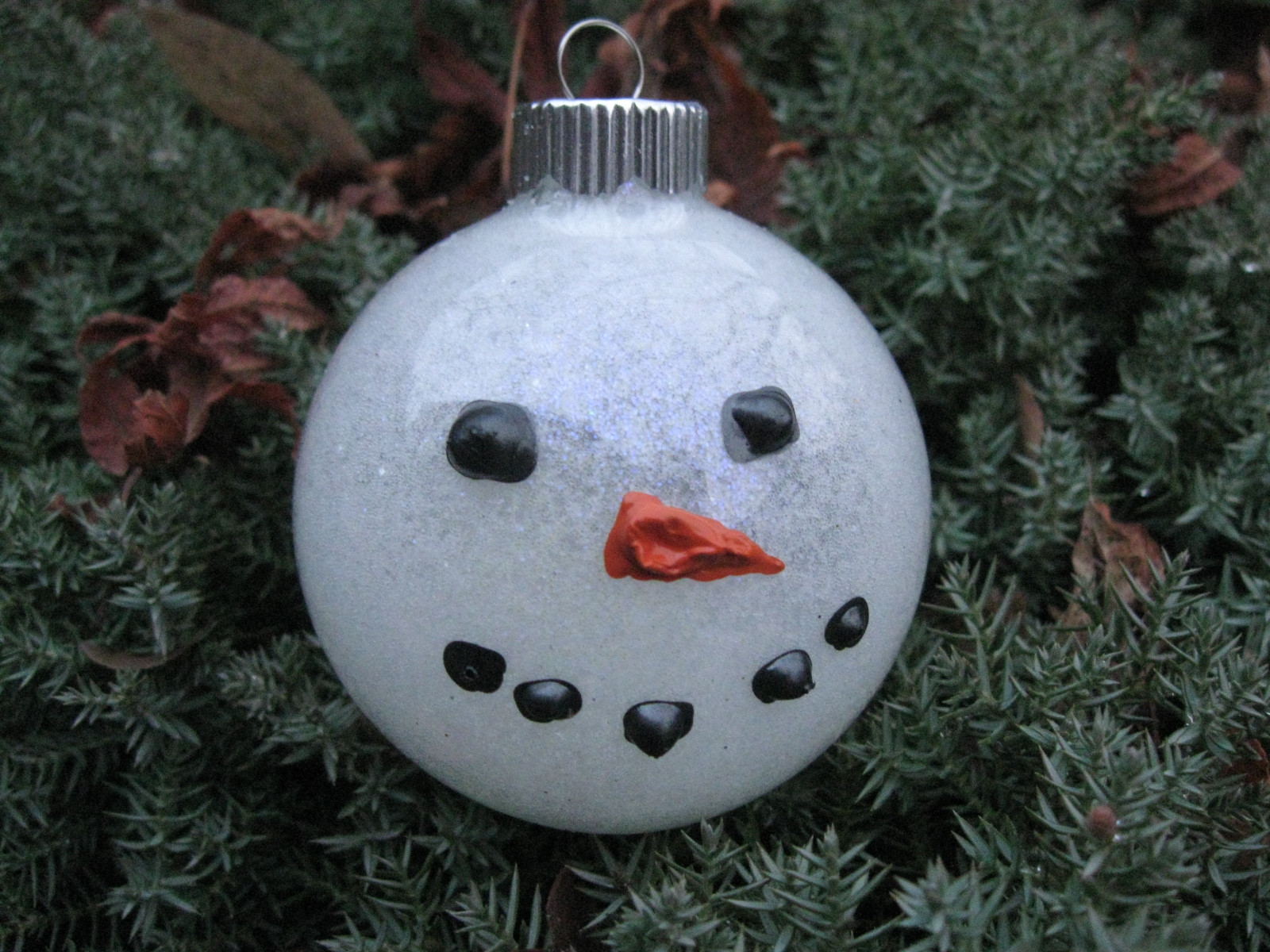 Unique Craft Klatch Snowman Glitter Ball ornament Craft Tutorial Snowman Christmas ornaments Of Adorable 45 Models Snowman Christmas ornaments