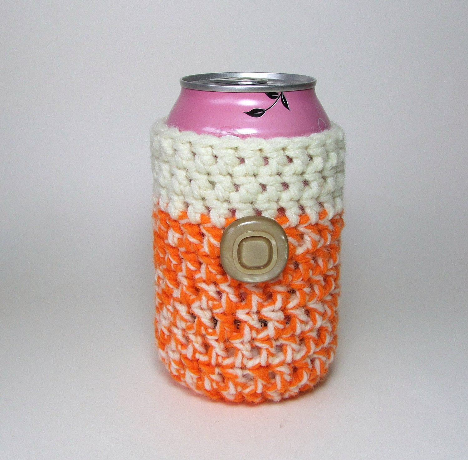 Unique Creamsicle Beer Bottle Koozie Can Cozy Beverage Holder by Can Cozy Of Wonderful 48 Pictures Can Cozy