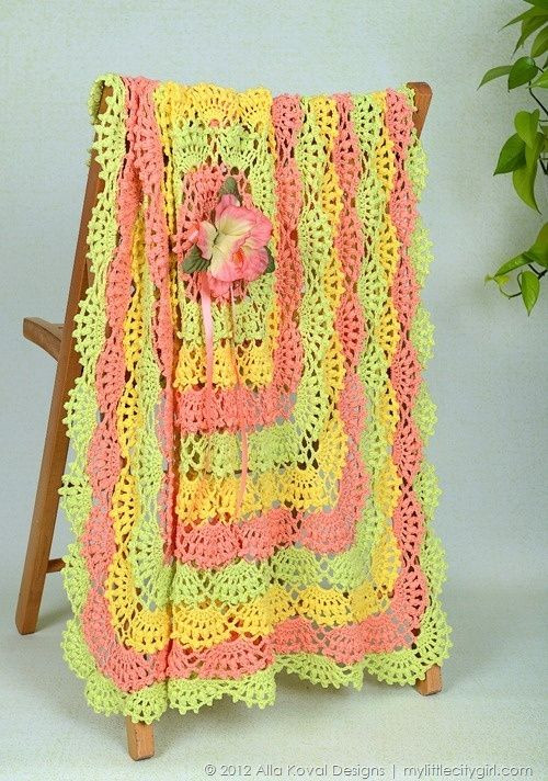 17 Best images about Crochet Afghans on Pinterest