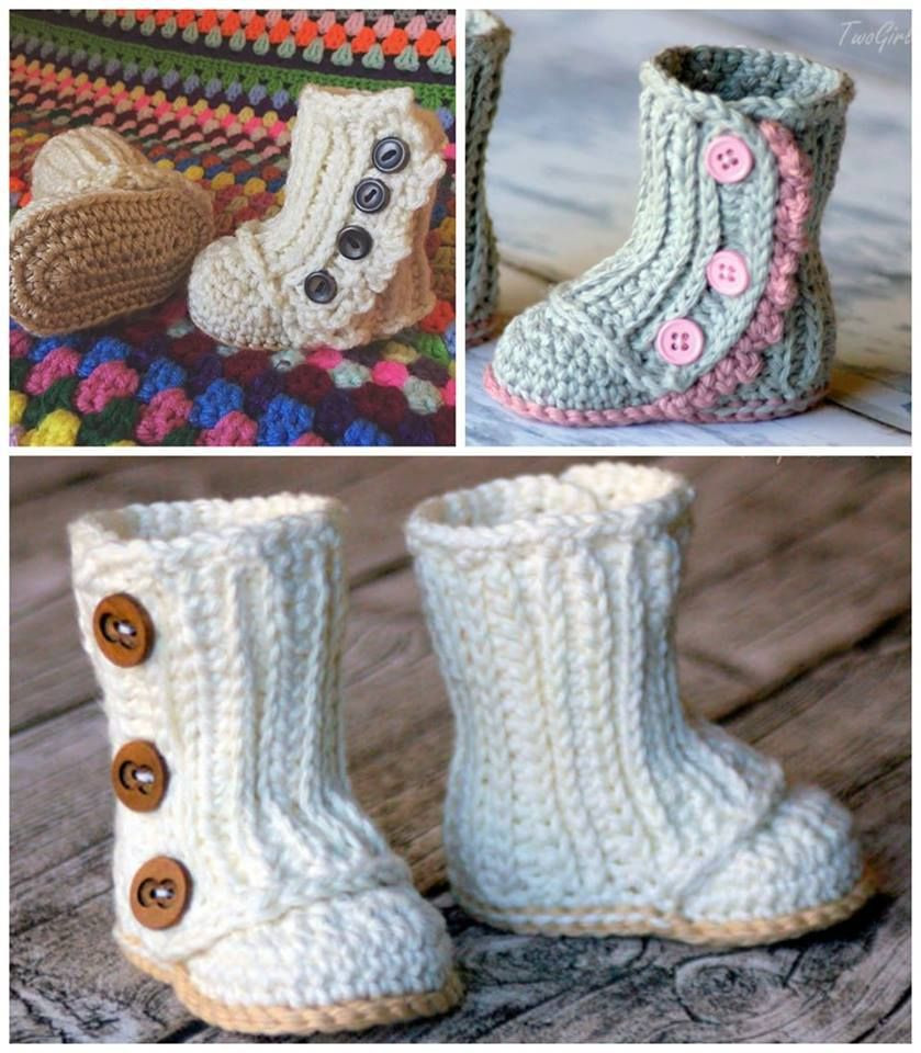 Unique Crochet Baby Boot Pattern Uggs Crochet Ugg Boots Of Beautiful 42 Ideas Crochet Ugg Boots