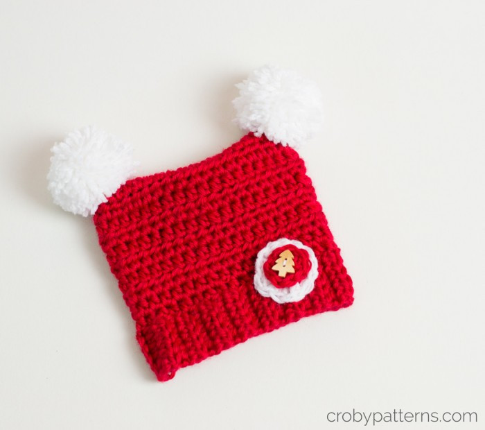 Unique Crochet Baby Christmas Hat – Croby Patterns Baby Christmas Hat Of Brilliant 46 Photos Baby Christmas Hat