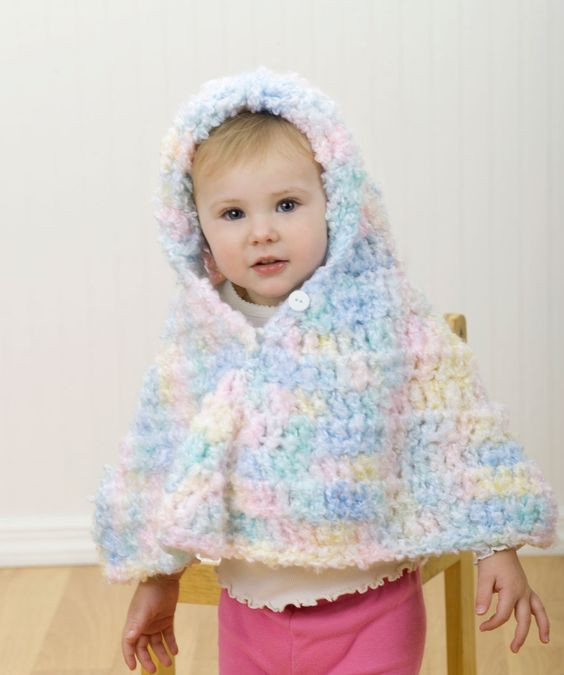 Unique Crochet Baby Poncho Baby Poncho and Crochet Baby On Pinterest Baby Poncho Crochet Pattern Of Attractive 40 Photos Baby Poncho Crochet Pattern