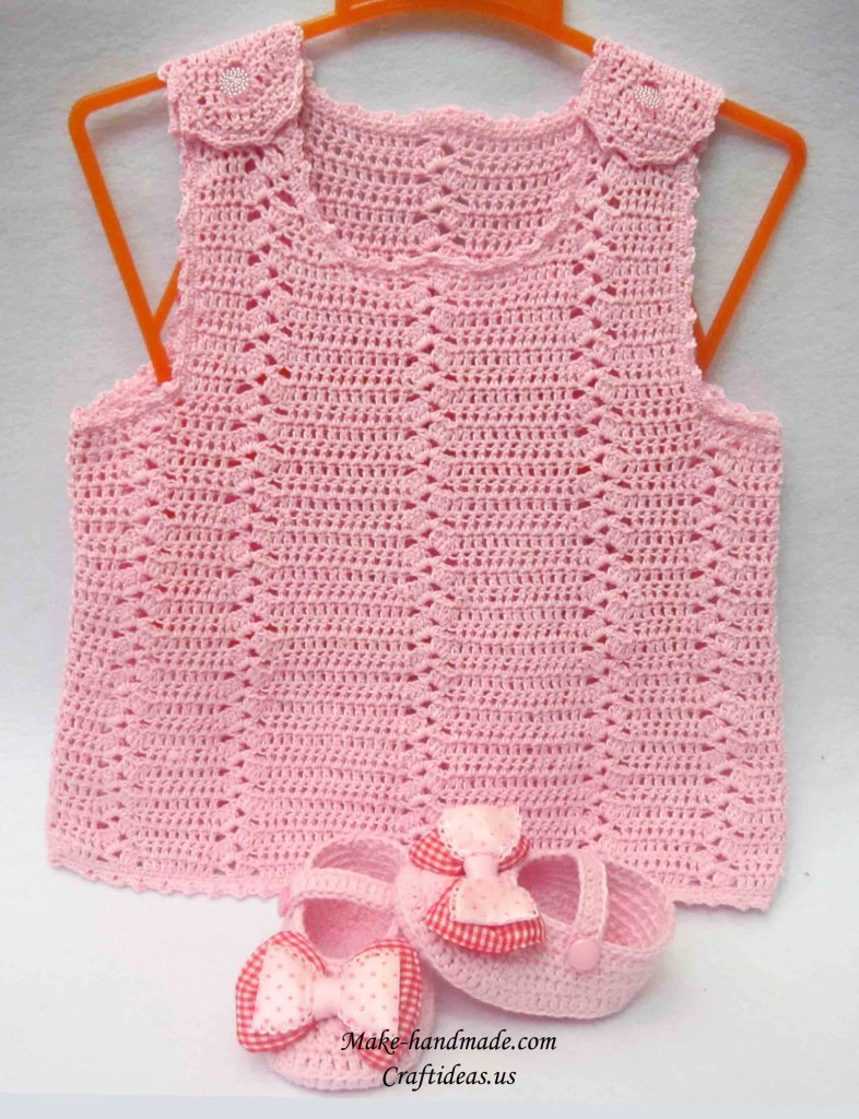 Unique Crochet Baby Summer Dress Crochet Pattern Crochet Dress for Baby Of Amazing 42 Photos Crochet Dress for Baby