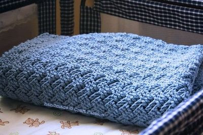 Unique Crochet Basketweave Pattern Blanket Basket Weave Crochet Baby Blanket Of Brilliant 46 Photos Basket Weave Crochet Baby Blanket