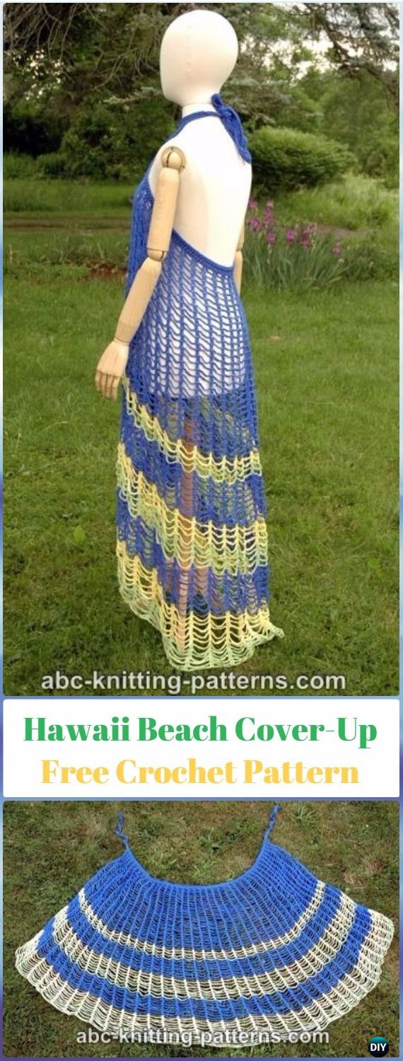 Unique Crochet Beach Cover Up Free Patterns Women Summer top Crochet Beach Cover Ups Patterns Of Beautiful 40 Models Crochet Beach Cover Ups Patterns