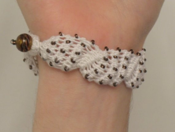 audrey jewelry to knit crochet or bead