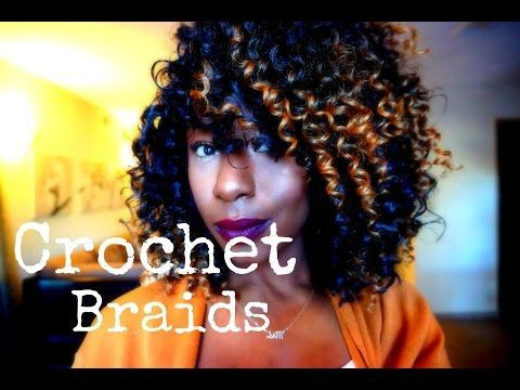Crochet Braids with Freetress Gogo Curl Hair I Xpress Your